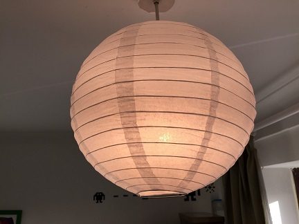 Lamp Shade In-Situ