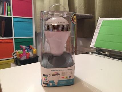 Bulb In Packaging