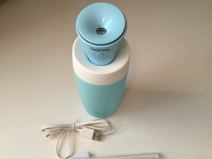 MAOZUA Mini USB Humidifier Review