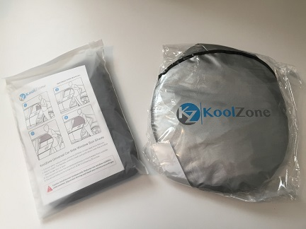 KoolZone Car Windshield and Side Window Shades Review