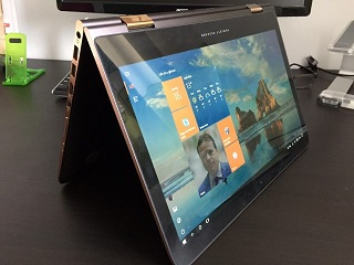HP Spectre x360 13″ OLED review